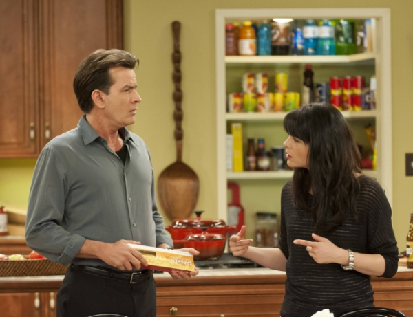 """Charlie Sheen's on-air """"Anger Management"""" a success; earns 90-episode back-order from FX"""