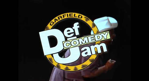 Mondays, lasagna, more: Garfield gets the Def Comedy Jam treatment