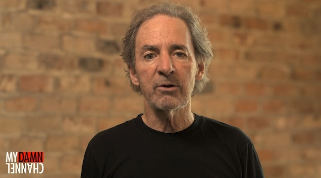 """Harry Shearer releases new album, """"Can't Take A Hint""""; first video: """"Celebrity Booze Endorser"""""""
