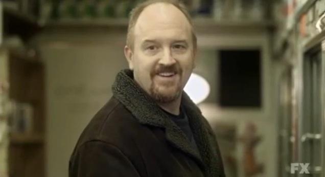 "Louis CK, on ""Louie,"" is so sorry"
