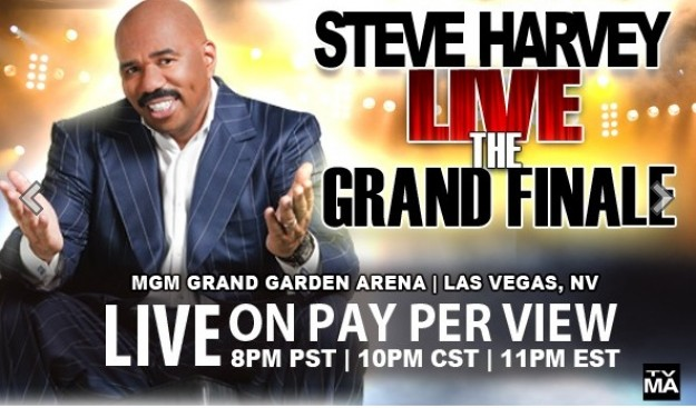 Steve Harvey's retirement from stand-up comedy