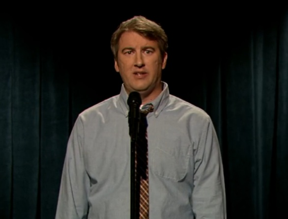 "Jim Hamilton's late-night TV debut on ""Late Night with Jimmy Fallon"""