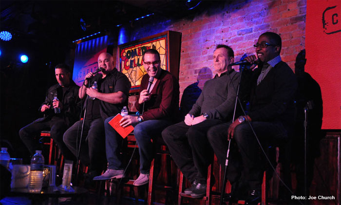 "Want to ""Cheat""? Bill Burr, Robert Kelly and Joe DeRosa tell you how, humorously, in a new book"