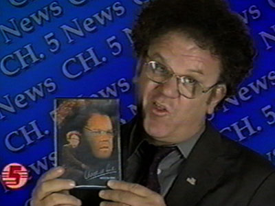 Check It Out: Dr. Steve Brule (John C. Reilly) wants to sell you his DVDs