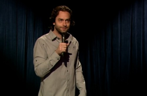Chris D'Elia on Late Night with Jimmy Fallon