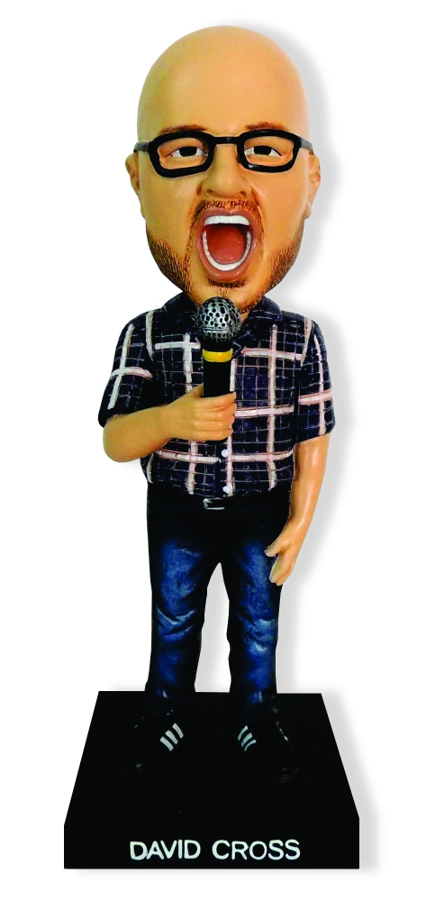"Buy a limited-edition David Cross ""Throbblehead"" figure"