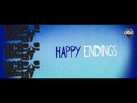 """""""Happy Endings: LIVE!"""" at the UCB Theatre, with a Kat Dennings cameo"""