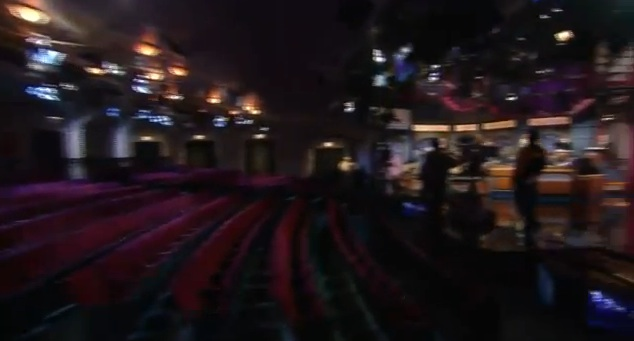 David Letterman's audience-free monologue for Hurricane Sandy