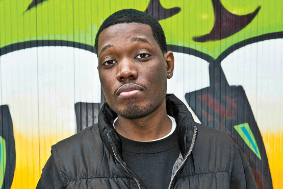 """Michael Che is """"The Realest Candidate"""""""