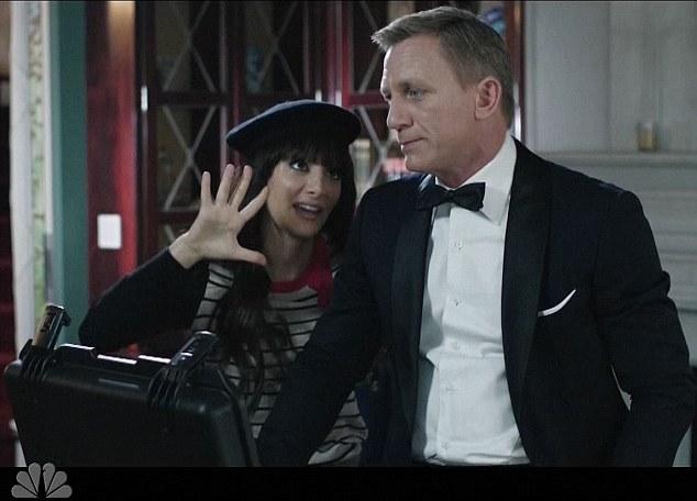 SNL #38.3 RECAP: Host Daniel Craig, musical guest Muse