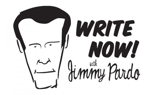 "Jimmy Pardo debuts new Nerdist live-roast series with joke writers, ""Write Now!"""