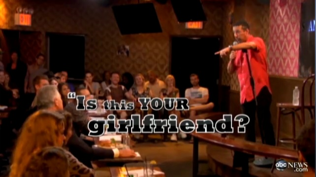 """ABC's """"What Would You Do?"""": The stand-up crowd work edition"""