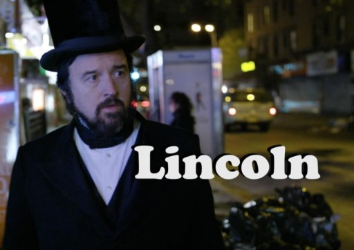 "Watch the director's cut extended version of Louis CK's SNL ""Lincoln"" sitcom parody"
