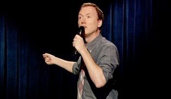 Tom Shillue on Late Night with Jimmy Fallon; embarking on 12 new CDs in 12 months