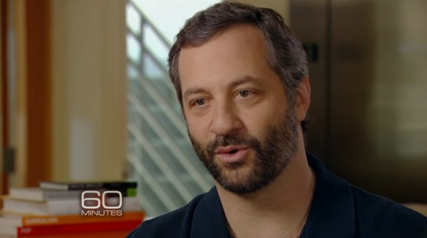 The 60 Minutes profile of Judd Apatow