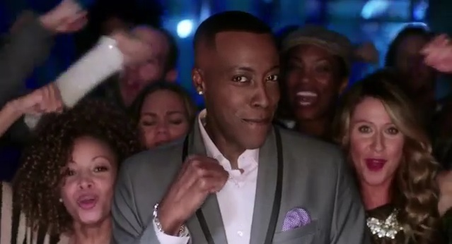 First look at Arsenio Hall and his late-night TV comeback in 2013