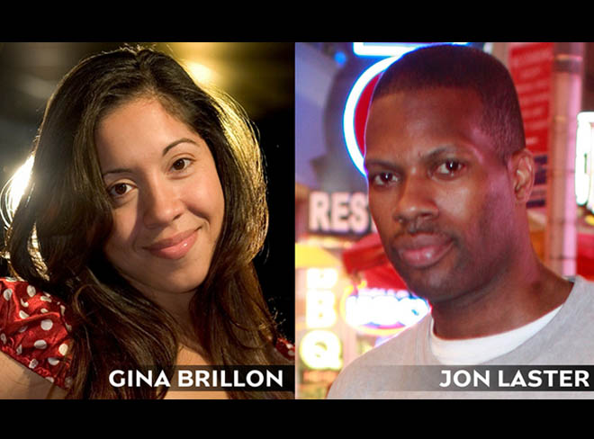 Gina Brillon, Jon Laster win one-year holding deals with NBCUniversal through 2012's Stand-Up For Diversity