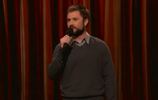 Adam Cayton Holland S Late Night Tv Debut On Conan The