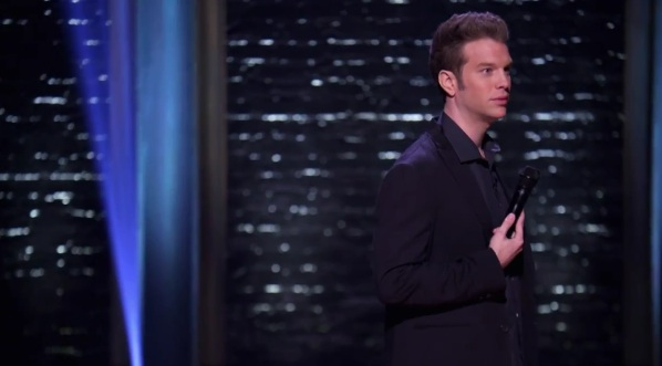 "On The Tonight Show, Anthony Jeselnik previews his ""Caligula"" special"