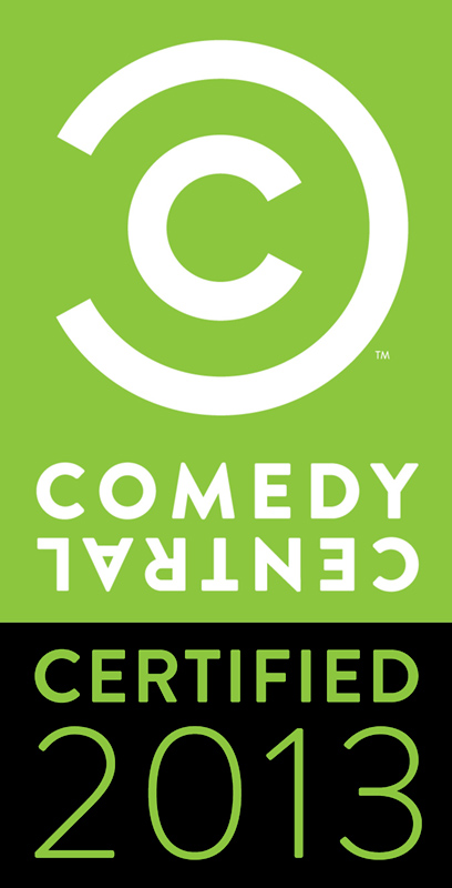 "Is your comedy club ""certified"" by Comedy Central? Cable channel launches co-branding initiative"