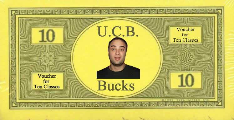 The economics of the UCB, indie rooms and stand-up comedy: Adding it all up