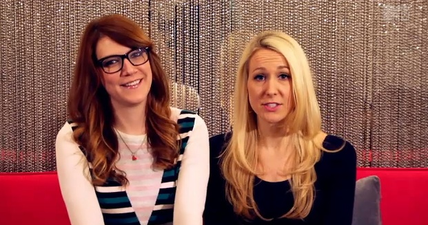 "How to Get a Talk Show: From MTV's ""Nikki & Sara LIVE"""