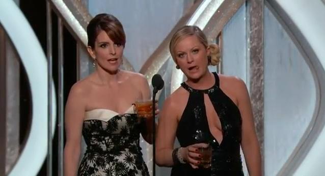 2013 Golden Globes comedy winners, highlights