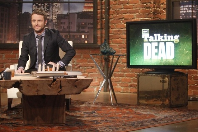 Let's do it LIVE! Old TV format is new again with comedians hosting late-night talkers in 2013