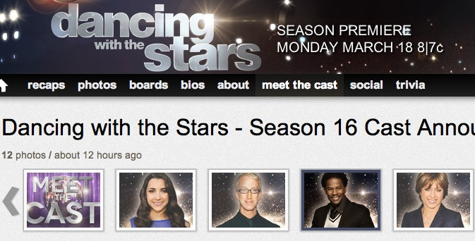 "D.L. Hughley, Andy Dick join season 16 cast of ""Dancing With the Stars"""