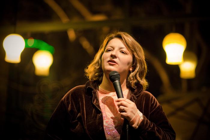 Going Hollywood: Meet Jackie Kashian