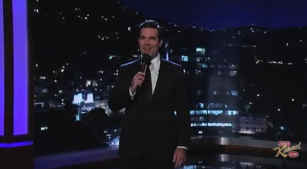 Rob Delaney on Jimmy Kimmel Live