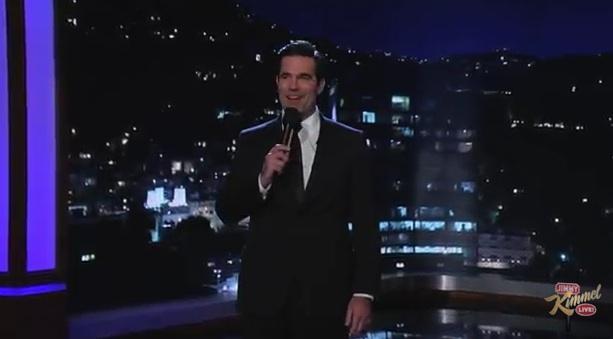 Rob Delaney on Jimmy Kimmel Live
