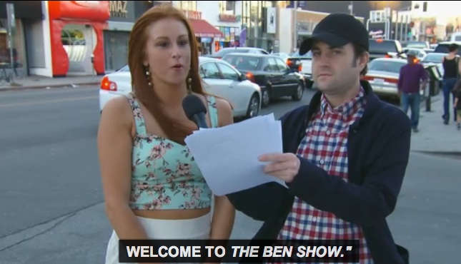 """Watch the debut episodes of Comedy Central's """"The Ben Show"""" and """"Nathan For You"""""""