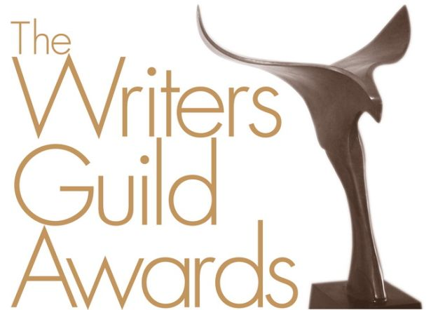 Comedy winners at the 2013 WGA Awards