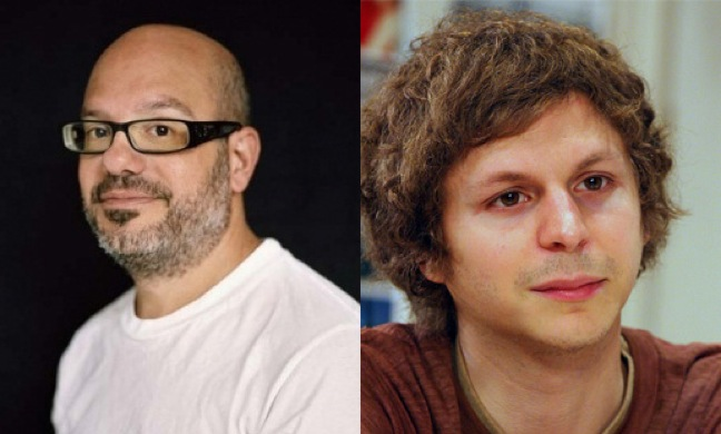 David Cross, in conversation with Michael Cera
