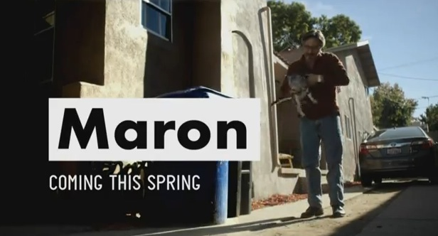 """Watch the first trailers for IFC's """"Maron"""""""