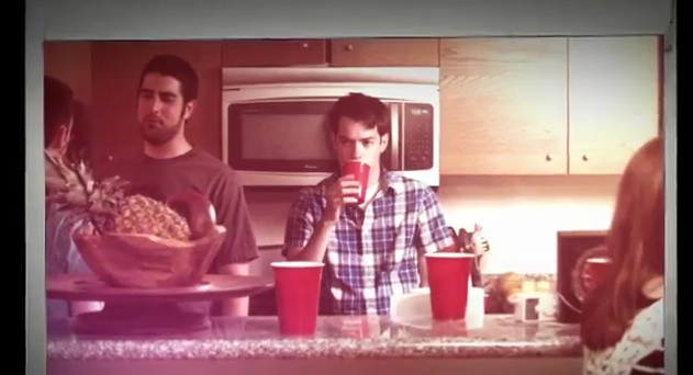 "Watch the official trailer for ""Average Party"""