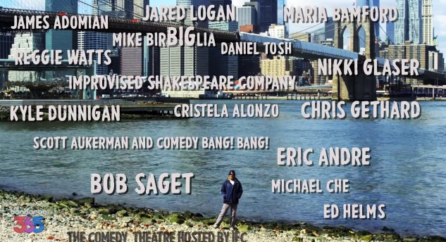 """From Brooklyn to Bonnaroo: David Cross announces 2013 comedy lineup, Rob Cantrell launches """"Universally Speaking"""""""