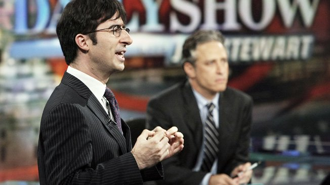 John Oliver to host The Daily Show during Jon Stewart's summer hiatus to write, direct movie prompted by TDS segment