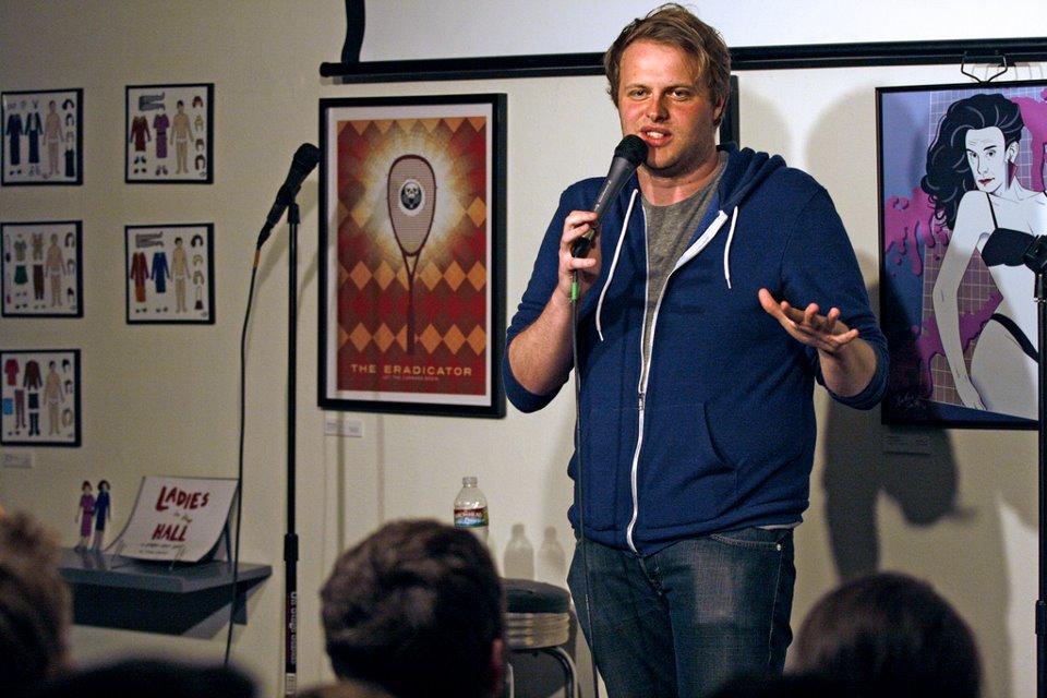 Going Hollywood: Meet Sean O'Connor