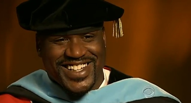 Leadership through humor, the comedy theories of Dr. Shaquille O'Neal, Ph.D.