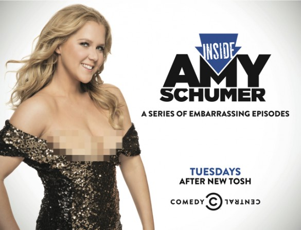 Go Behind Amy Schumer before going Inside Amy Schumer | The ...