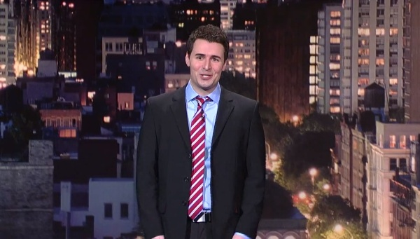 Pete Lee's debut on Late Show with David Letterman