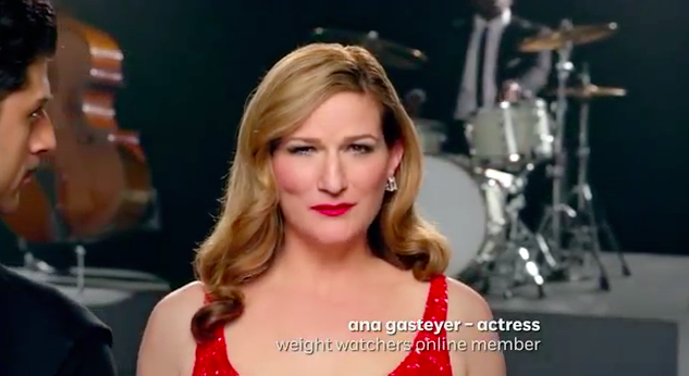 """""""They weren't offended. They hired me."""" Ana Gasteyer Tweets her way to Weight Watchers ad campaign"""