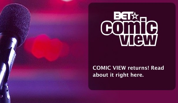 "BET revives Comic View, renews Kevin Hart's ""Real Husbands"" and Tony Rock's ""Apollo Live"""