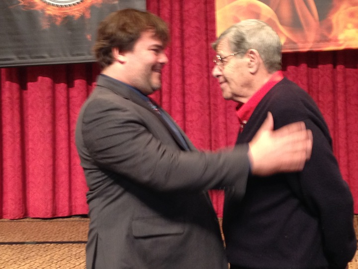 """""""Roasted!"""" Highlights from the Friars Club Roast of Jack Black"""