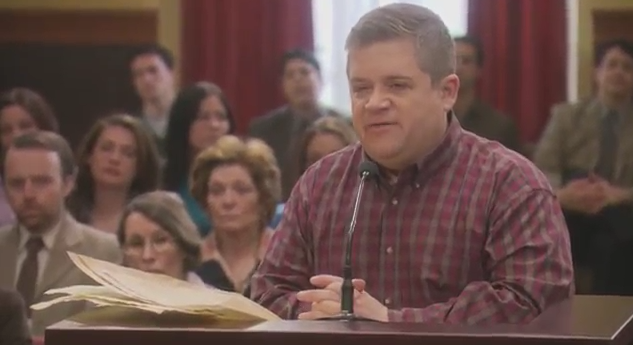 "Patton Oswalt's fully-improvised ""Star Wars"" plot, cut from NBC's ""Parks and Recreation"""