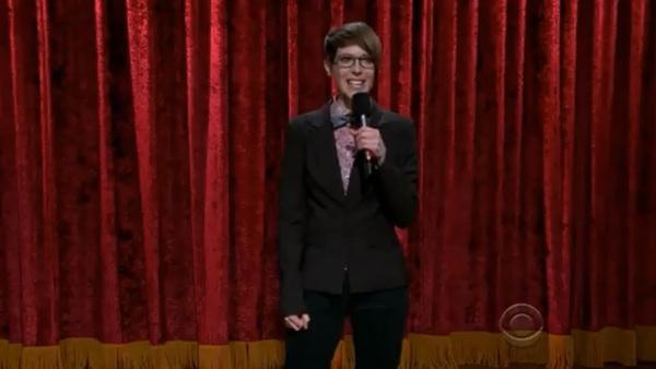DeAnne Smith on Late Late Show with Craig Ferguson