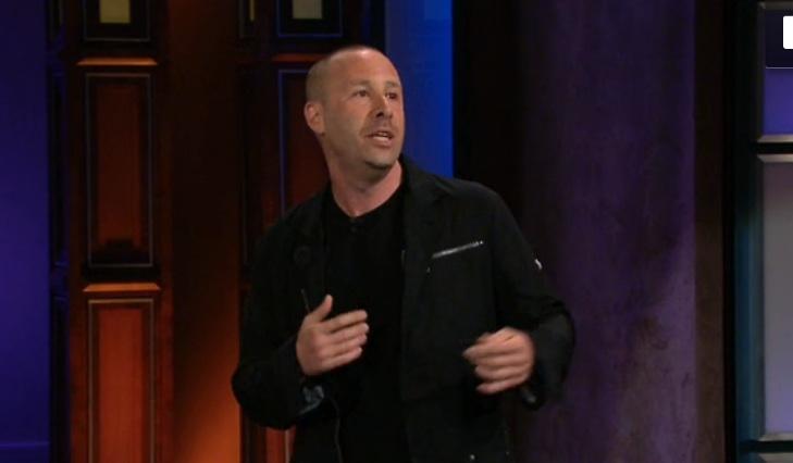 Dov Davidoff on The Tonight Show