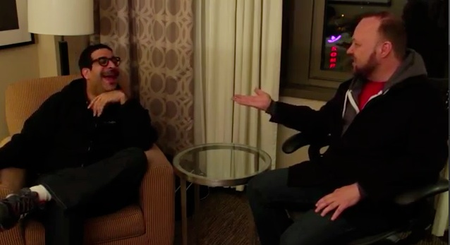 """The Erik Griffin interview: On his """"The Half Hour"""" for Comedy Central, """"Workaholics"""" and stand-up comedy"""